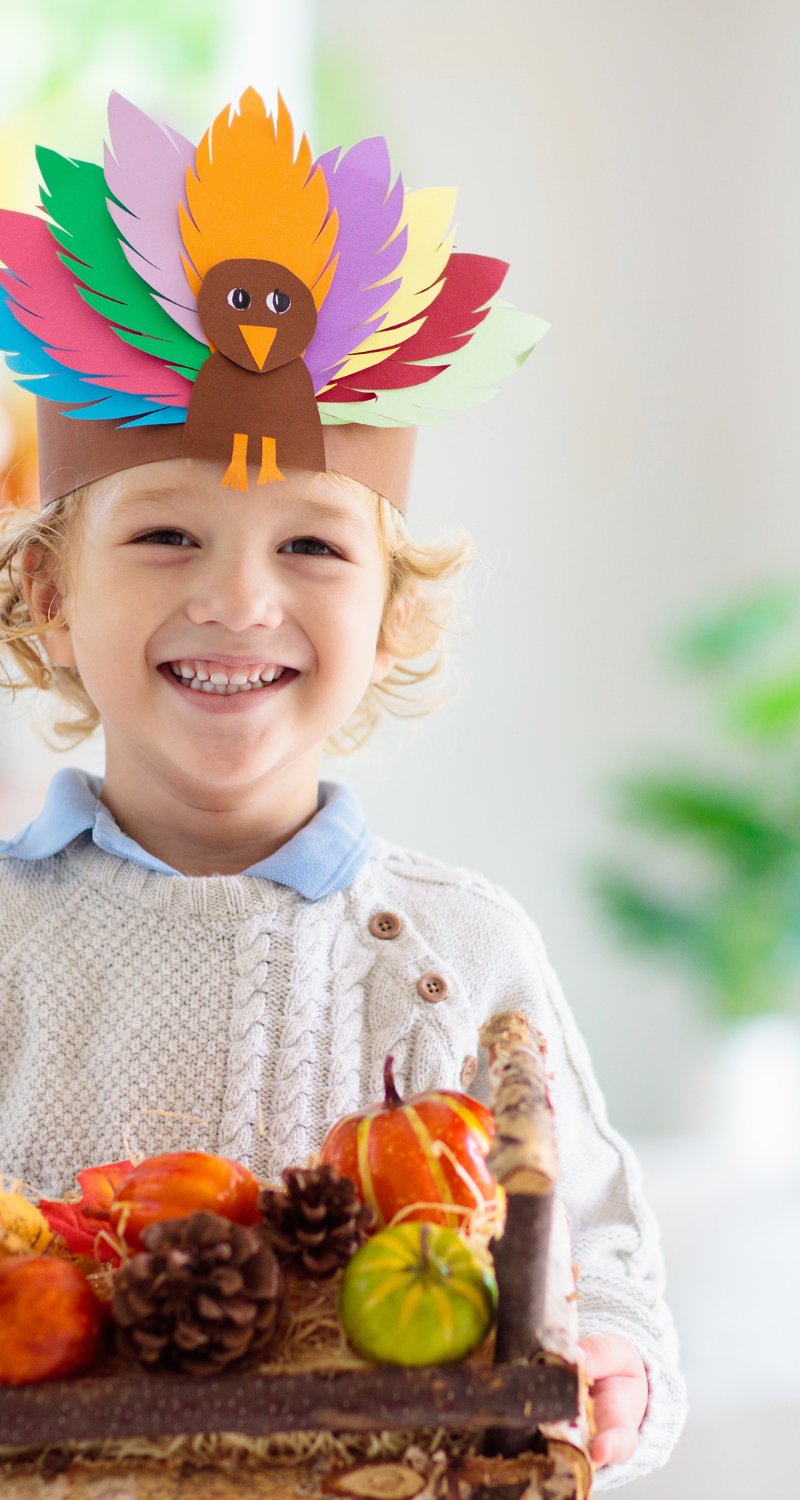 15 Thanksgiving Activities For Kids To Keep The Focus On Jesus