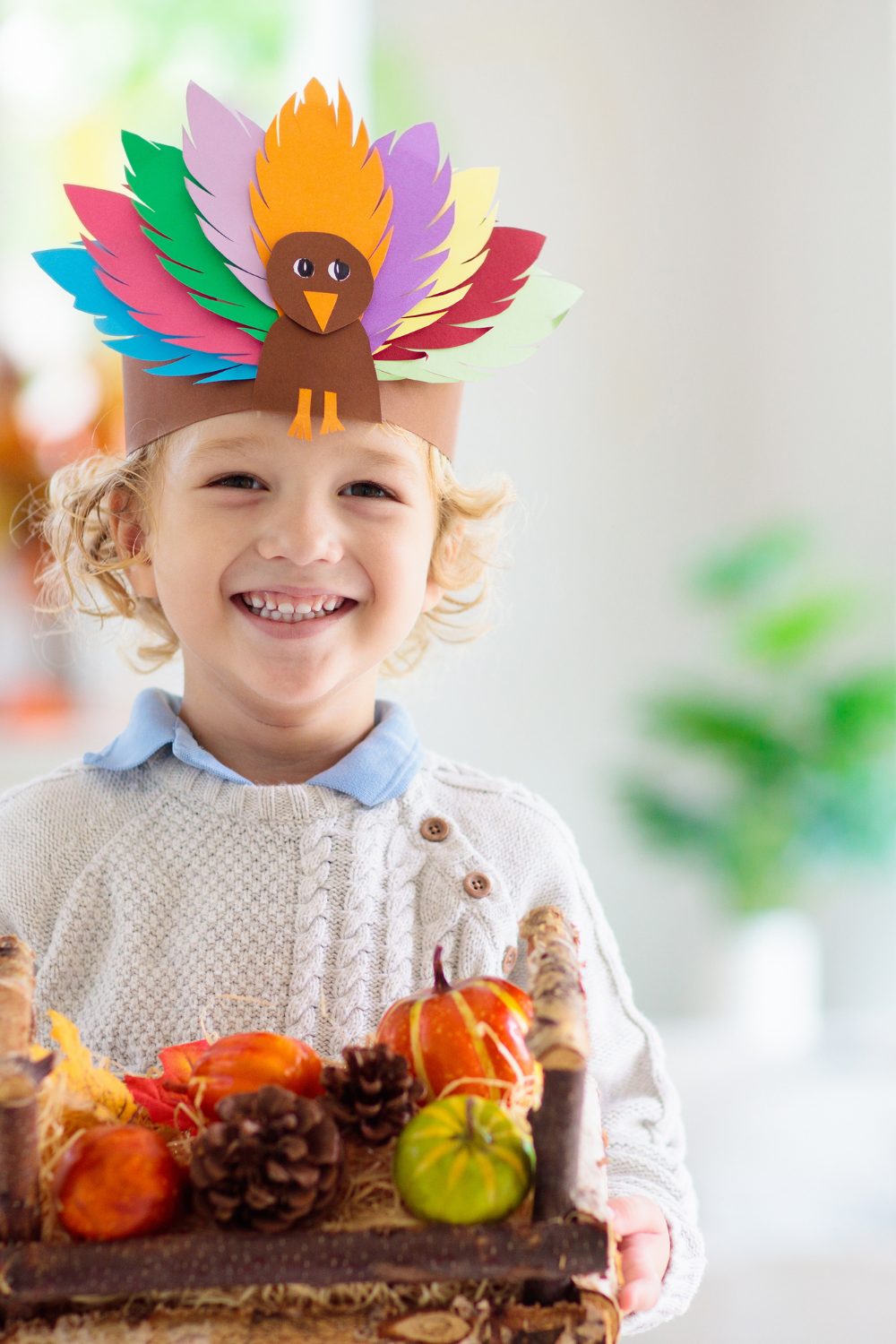 CHristian Focused Thanksgiving Activities for your Kids